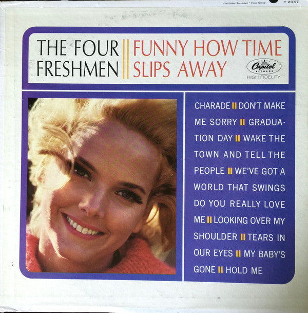 Four Freshmen, The - Funny How Time Slips Away - Pre-owned Vinyl