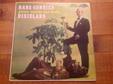 Hans Conried - Pete Meets The Wolf in Dixieland - Pre-owned Vinyl