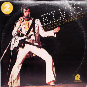 Elvis Presley - Double Dynamite - Pre-owned Vinyl - Covert Vinyl
