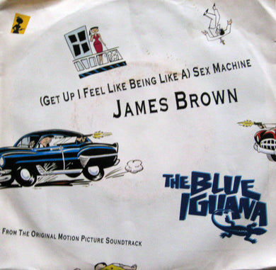 James Brown - (Get Up I Feel Like A) Sex Machine - Pre-owned Vinyl