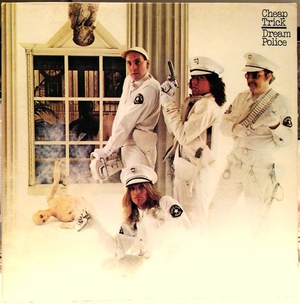 Cheap Trick - Dream Police - Pre-owned Vinyl