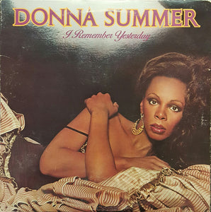 Donna Summer - I Remember Yesterday - Pre-owned Vinyl