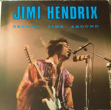 Jimi Hendrix - Second Time Around - Pre-owned Vinyl