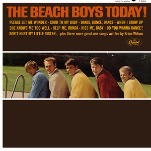 Beach Boys, The - The Beach Boys Today!- Pre-owned Vinyl - Covert Vinyl