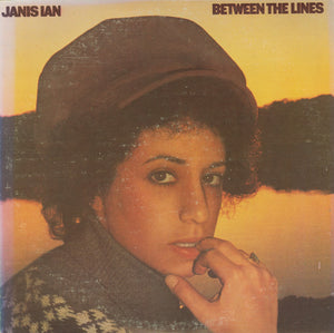 Janis Ian - Between The Lines - Pre-owned Vinyl