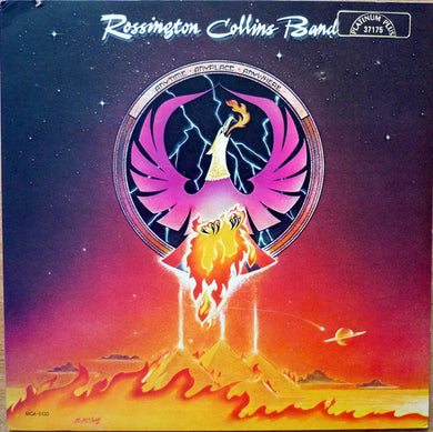 Rossington Collins Band - Anytime, Anyplace, Anywhere - Pre-owned Vinyl