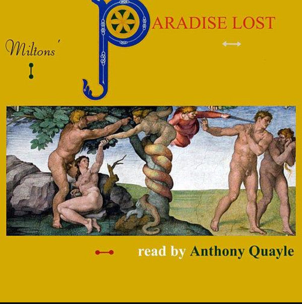 Anthony Quayle - Milton's Paradise Lost - Pre-owned Vinyl