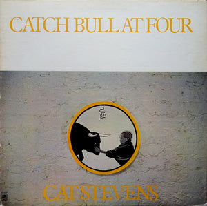 Cat Stevens - Catch Bull At Four - Pre-owned Vinyl - Covert Vinyl