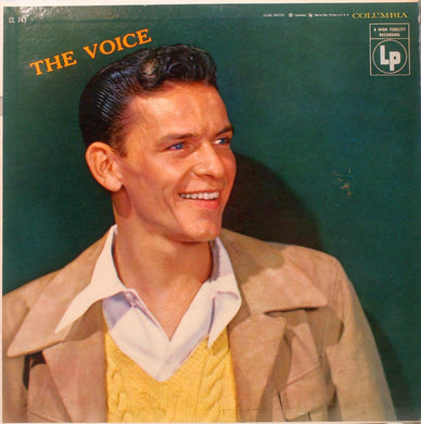 Frank Sinatra - The Voice - Pre-owned Vinyl