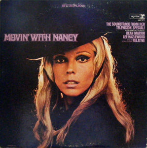 Nancy Sinatra - Movin' With Nancy - Pre-owned Vinyl