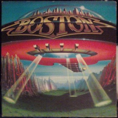 Boston - Don't Look Back - Pre-owned Vinyl