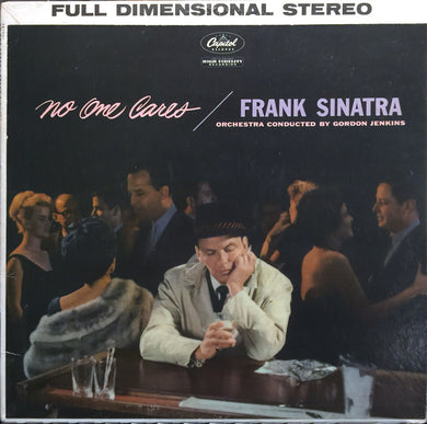 Frank Sinatra - No One Cares - Pre-owned Vinyl