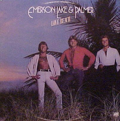 Emerson, Lake & Palmer - Love Beach - Pre-owned Vinyl