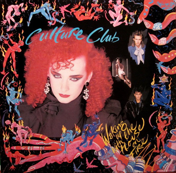 Culture Club - Waking Up With The House On Fire - Pre-owned Vinyl