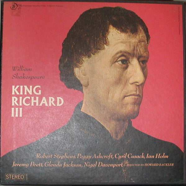 Shakespeare - King Richard III - Pre-owned Vinyl