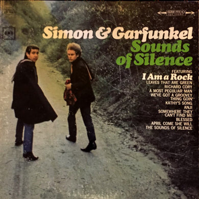 Simon & Garfunkel - Sounds of Silence - Pre-owned Vinyl