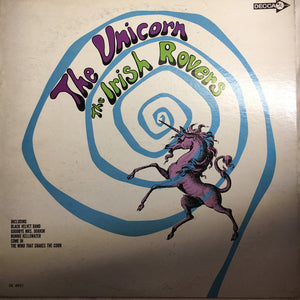 Irish Rovers, The - The Unicorn - Pre-owned Vinyl