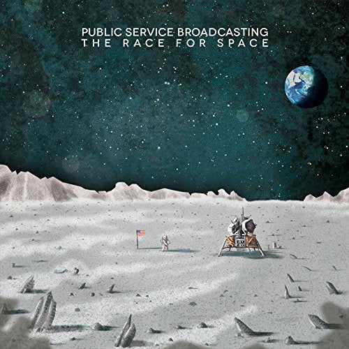 Public Service Broadcasting - Race For Space