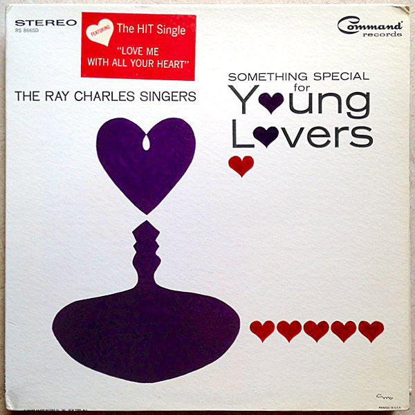 Ray Charles Singers, The - Something Special For Young Lovers - Pre-owned Vinyl