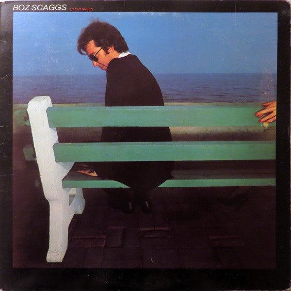 Boz Scaggs - Silk Degrees - Pre-owned Vinyl - Covert Vinyl