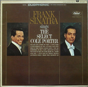 Frank Sinatra - Sings The Select Cole Porter - Pre-owned Vinyl