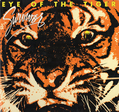 Survivor - Eye of the Tiger/Take You On A Saturday - 45 rpm - Pre-owned Vinyl