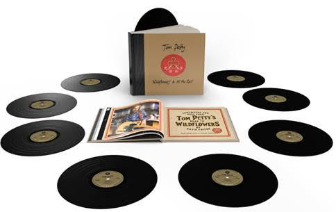 Tom Petty - Wildflowers & All The Rest - Super Deluxe Edition - Indie Exclusive