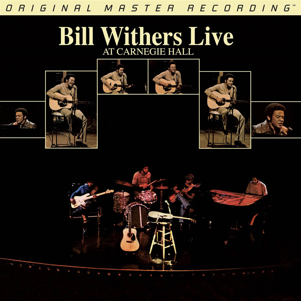 Bill Withers - Live At Carnegie Hall - Mobile Fidelity