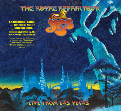 Yes - The Royal Affair Tour (Live In Las Vegas)