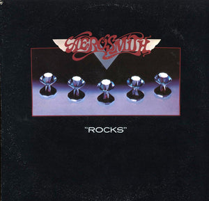 Aerosmith - Rocks - Pre-owned Vinyl - Covert Vinyl