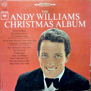 Andy Williams - The Andy Williams Christmas Album - Pre-owned Vinyl - Covert Vinyl