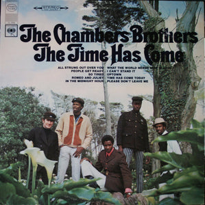 Chambers Brothers, The - The Time Has Come - Pre-owned Vinyl - Covert Vinyl