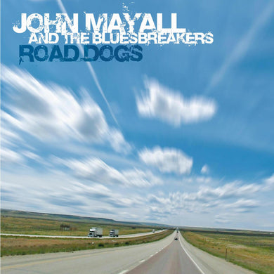 John Mayall & The Bluesbreakers - Road Dogs - Colored Vinyl