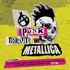 Various Artists -  A Punk Tribute To Metallica