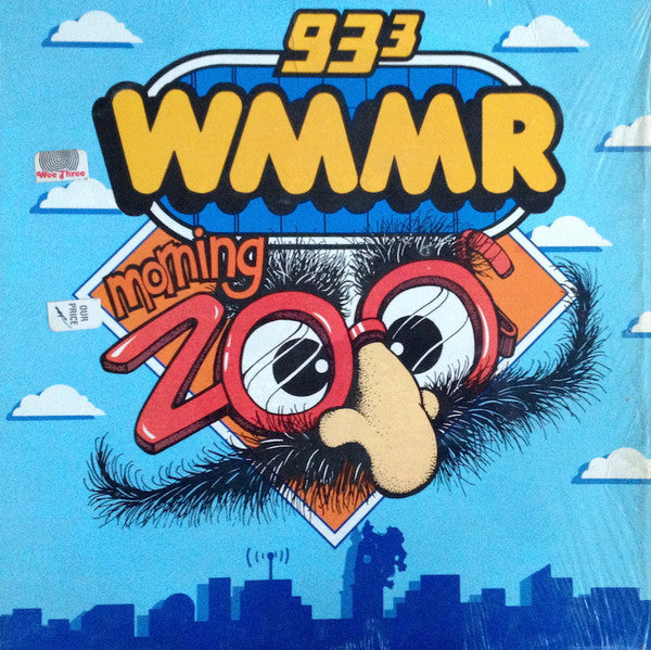 WMMR The Morning Zoo - Abbey Dirt Road - Pre-owned Vinyl