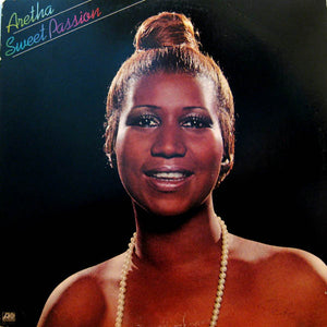 Aretha Franklin - Sweet Passion - Pre-owned Vinyl - Covert Vinyl