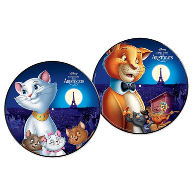 Various Artists - Songs From The Aristocats - Picture Disc