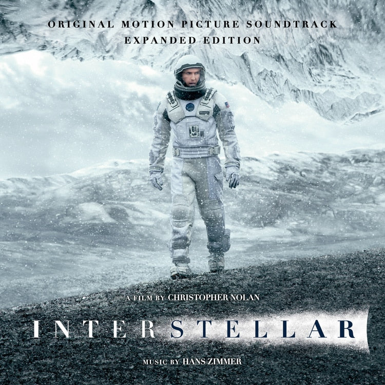 Hans Zimmer - Interstellar (Soundtrack)