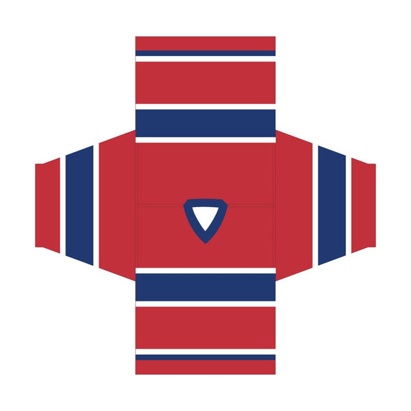 Montreal Canadiens Sublimated Hockey Jersey