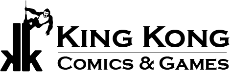 King Kong Comics and Games
