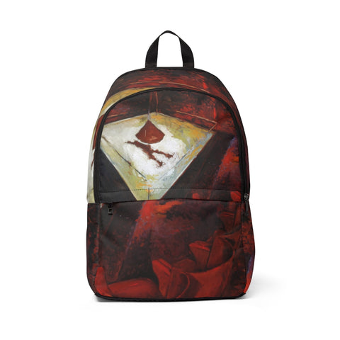 ''THE SHADOW AND THE NIGHT'' Backpack - artforshoes
