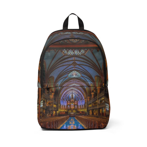 Remembering Notre Dame  Backpack - artforshoes