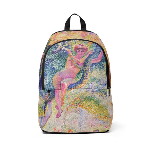 HENRI-EDMOND CROSS'S ''THE GLADE'' Backpack - artforshoes
