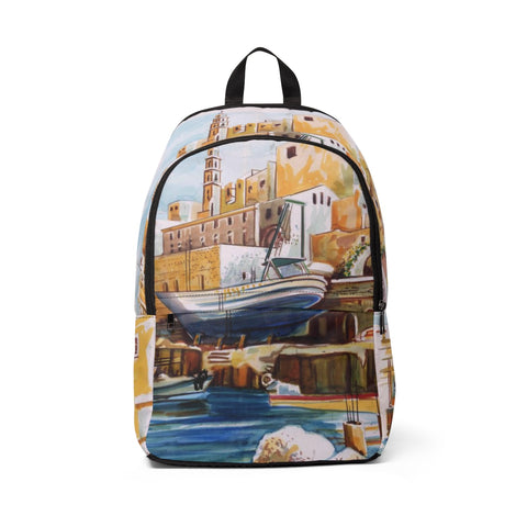 ''OLD JAFFA'' Backpack - artforshoes