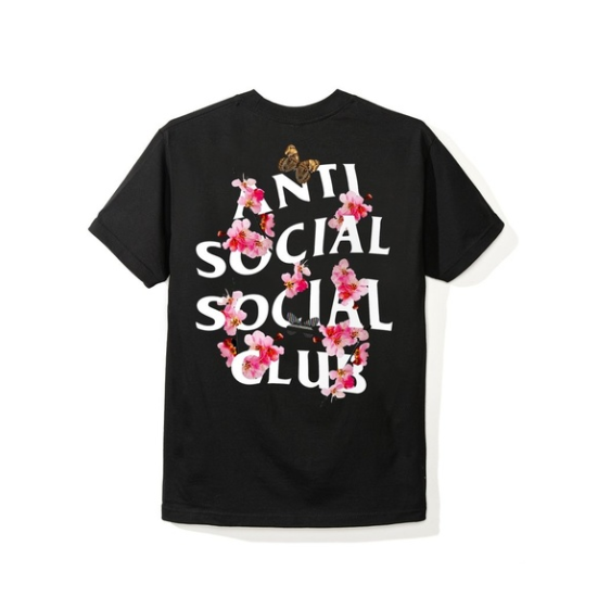 Anti Social Social Club x KKOCH t-shirt