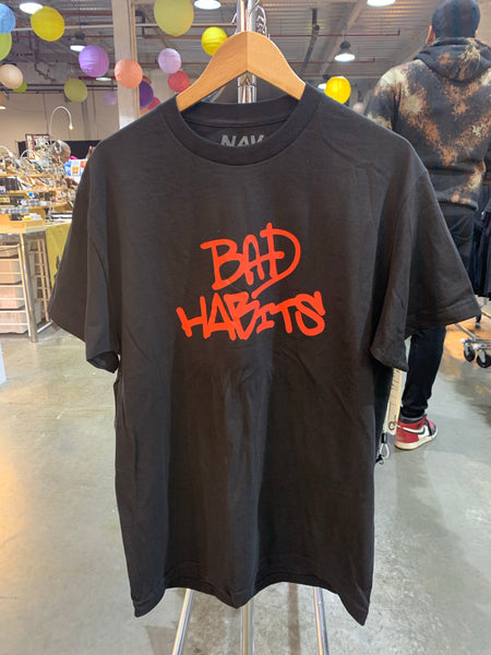 NAV x VLONE Bad Habits t-Shirt