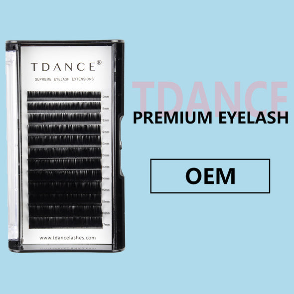 TDANCE Lashes | Eyelash Extensions Supplies, Mink Lashes