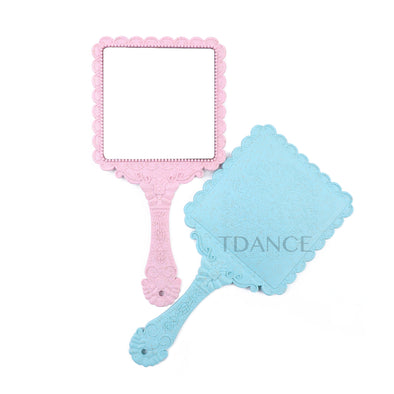 TDANCE Square Mirror For Eyelashes  Extensions
