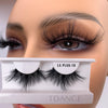 25MM 3D Mink Lashes LXPLUS19(Paper Box Without Logo)
