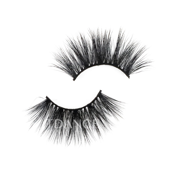 25MM 3D Mink Lashes LXPLUS39(Paper Box Without Logo)